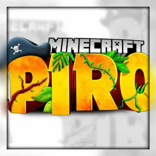 MINECRAFT PIRO 1.8