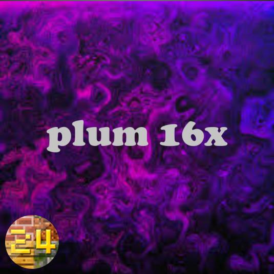 plum 16x 1.8.9