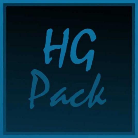 Blue HG Pack