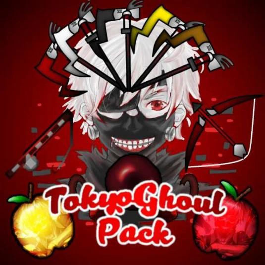 TokyoGhoul Pack [64x]