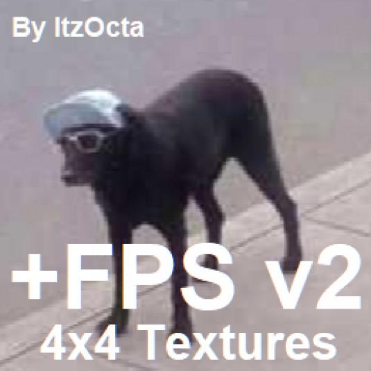 +FPS 4x4 Textures