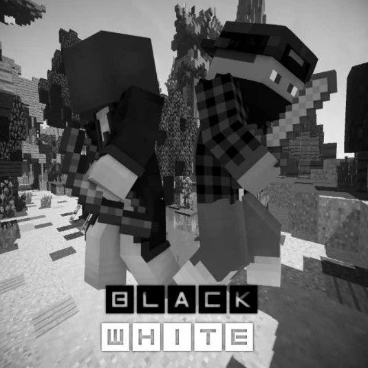 BlackWhite - by its_KA & byNikeyyy