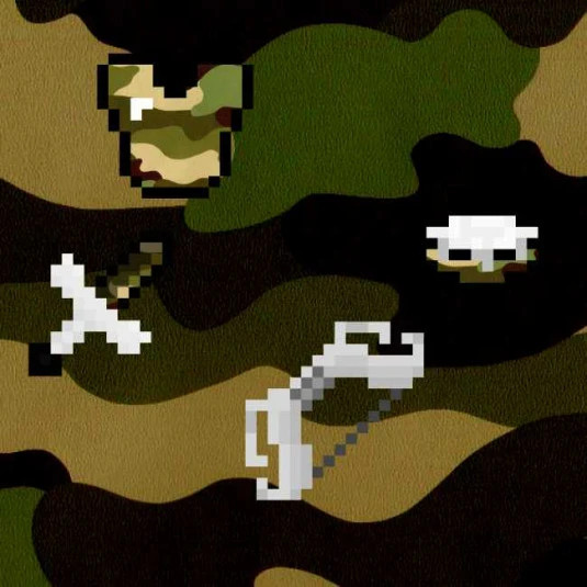 WhiteCamouflagePack