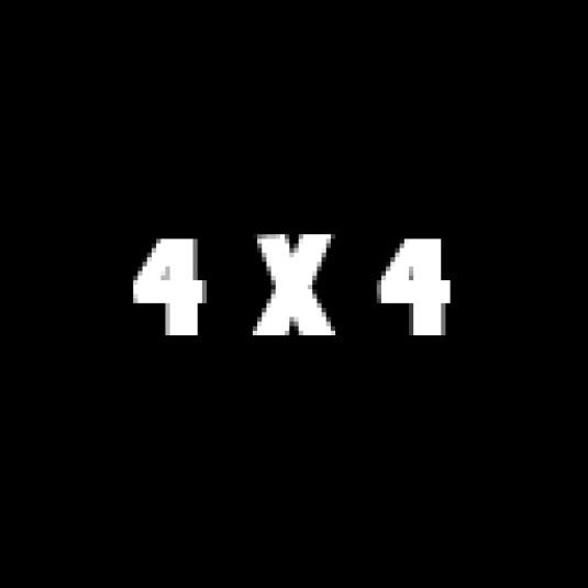 Fragant Pack 4x4 FPS BOOST