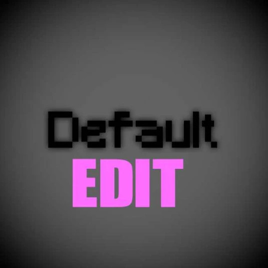DefaultEdit - by leBridge