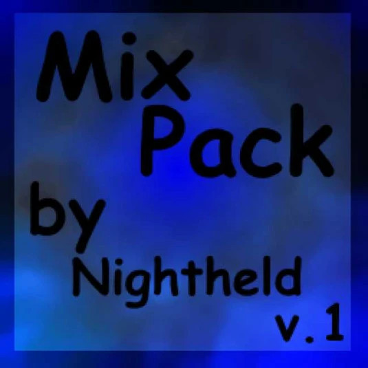 MixPack v.1 by Nightheld