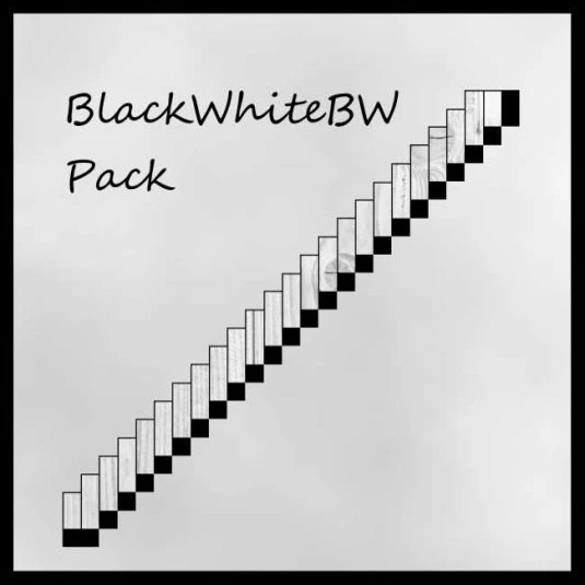 BlackWhiteBWPack