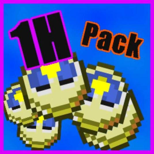 1h pack