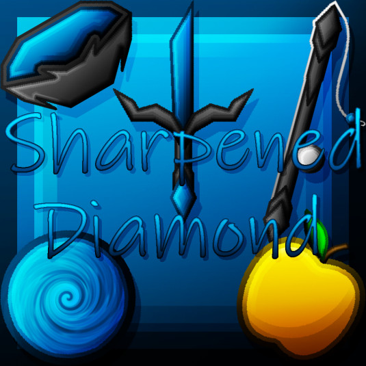 SharpenedDiamond256x