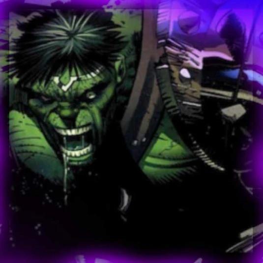 Green Purple HulkPack 32x128x