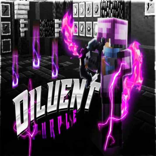 Reigned's Diluent Purple Pack