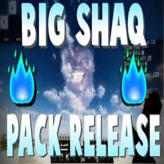 Big Shaq MansNotHot pack