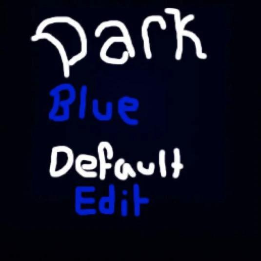 DarkBlueDefaultEdit