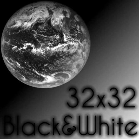 32xBlack&White