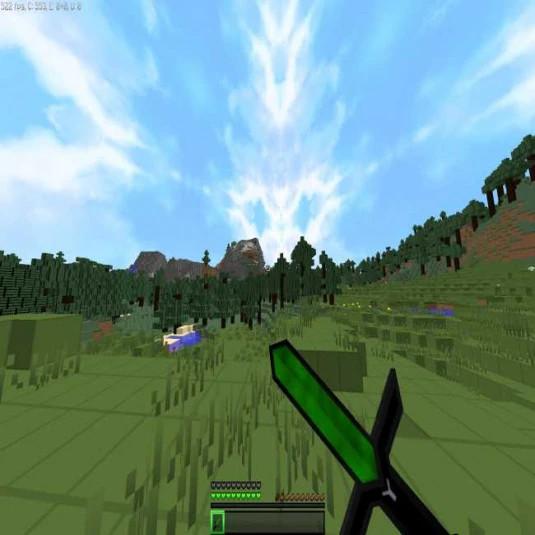 ZickZackV8 Green Edit