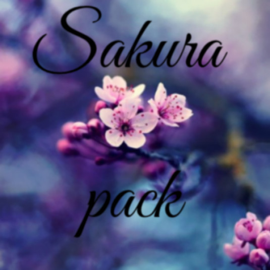 Sakura Pack [Fps Boost]