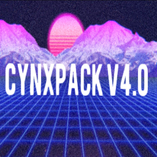 CynxPack V4[FPS Friendly][x32]