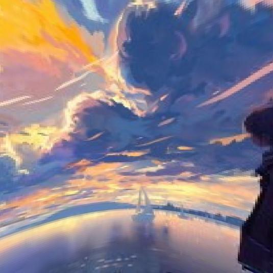 Anime Sky 6 (ENTPACKEN)