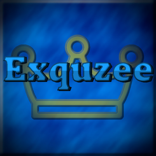 Royal Blue pack    -for Exquzee
