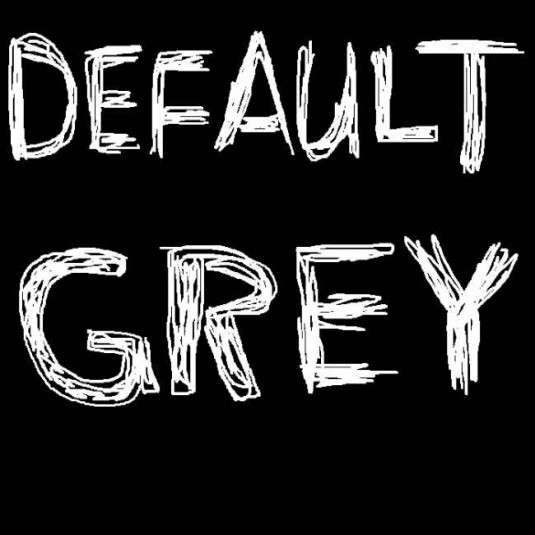 DefaultGrey