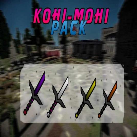 K0HI-M0HI PACK