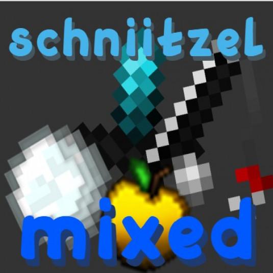 ! schniitzel mixed pack