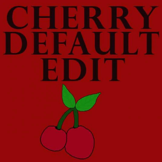 CherryDefaultEdit