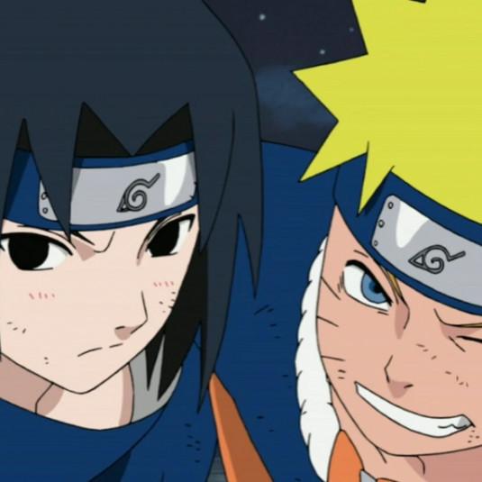 Naruto x Sasuke Sky
