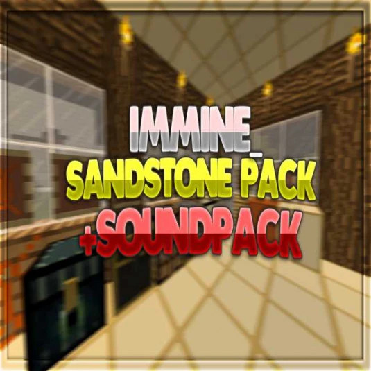 ImMine Sandstone Pack +Soundpack