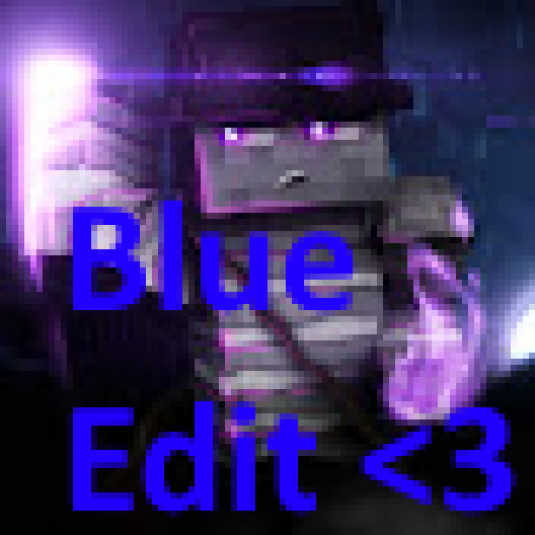Telly60k - blue edit