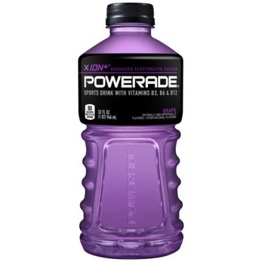 Powerade violett