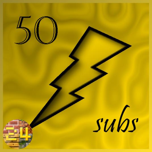 noazzen 50 subs