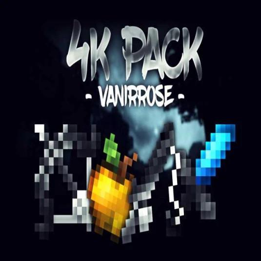 VanirRose 4K Pack!