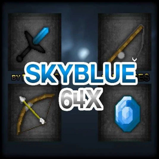 Skyblue 64x