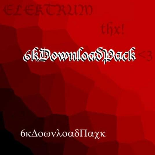 6kDownloadPackElektrum [16x]