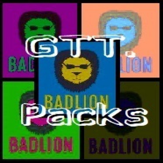 GT PvP Pack 1.8 + Badlion Resourcen, made by GTTexturen