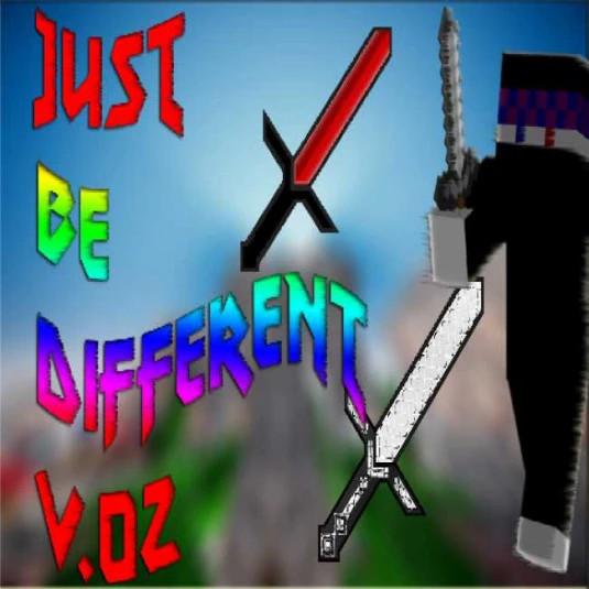JustBeDifferentV02