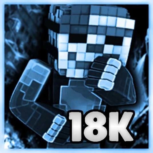 BLACKEAGLEFNA 18K BluePack