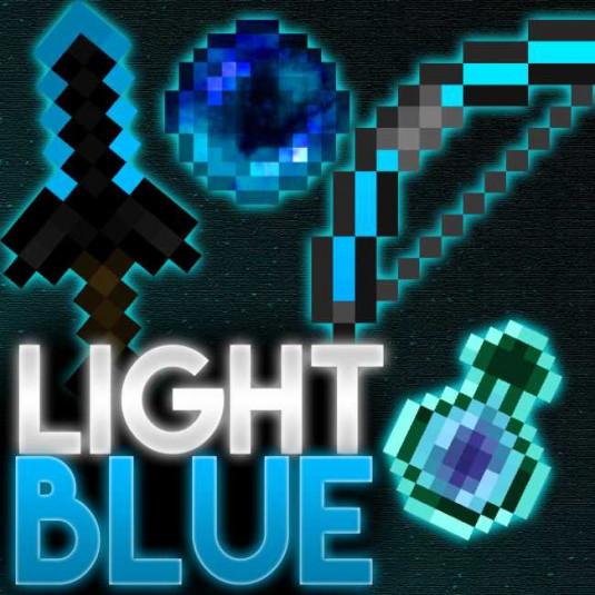BastianYT - Lightblue Pack