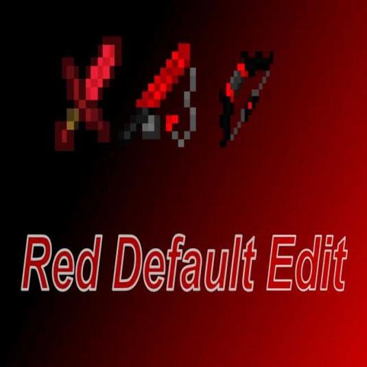 RedDefaultEdit by Nightheld