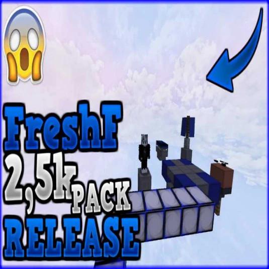 FreshF 2,5k Pack