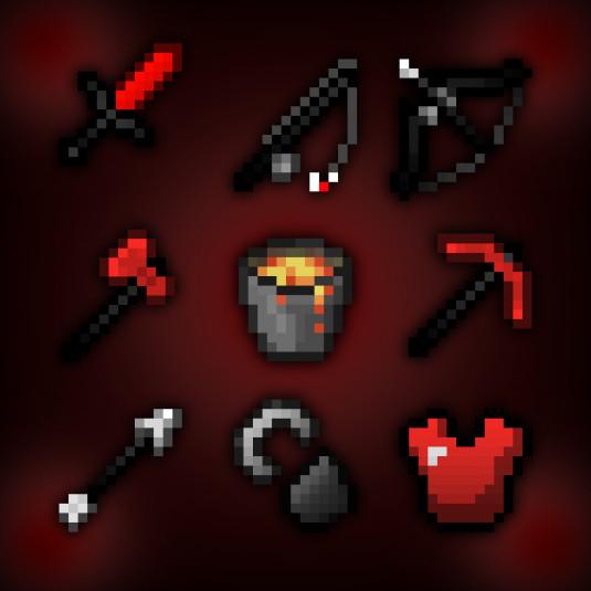 !HIPZTERs Dark Red Default Edit