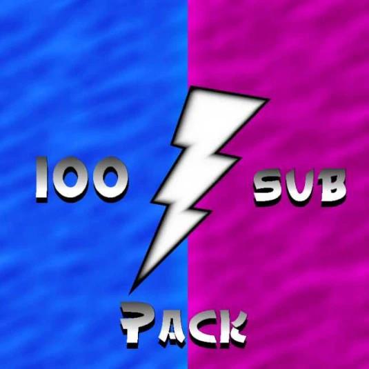 100subpackbyMrsZeus