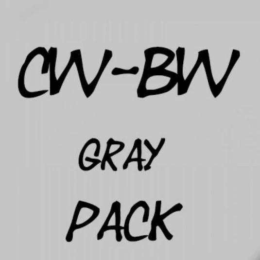 CWBWGrayPack