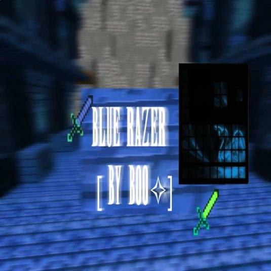 Blue Razer - [By Boo ]