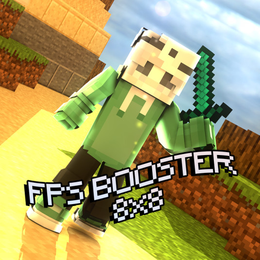 FPS Booster 8x8