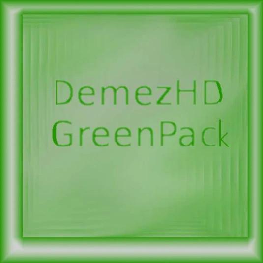 DemezHDGreenPack