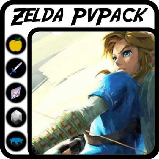 Zelda PVP of Wisdom
