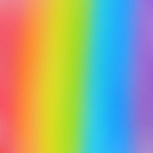 Rainbow Hotbar Overlay