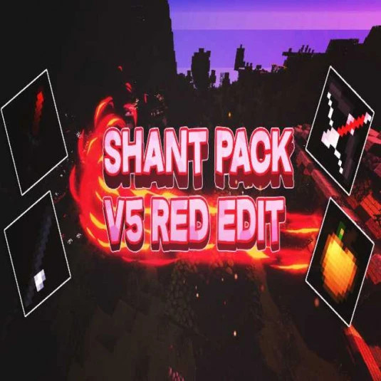 Shant Pack v5 Red Edit